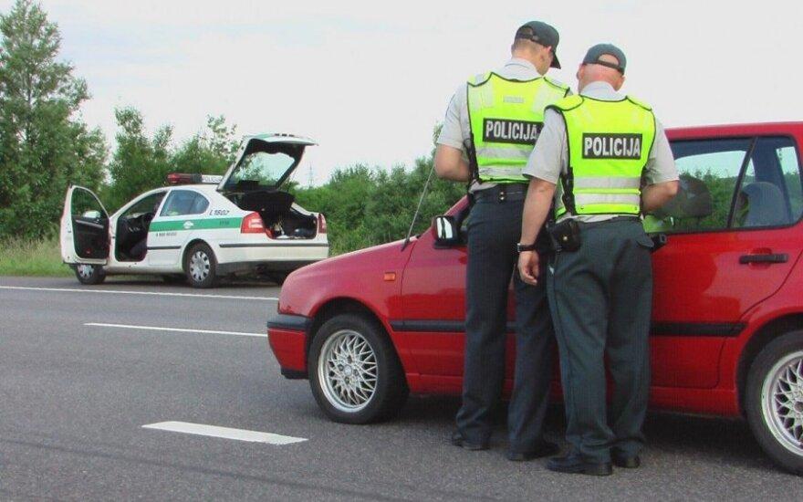 Vilniaus savivaldybė vairuotojus prie naujovių pratins padedama policijos