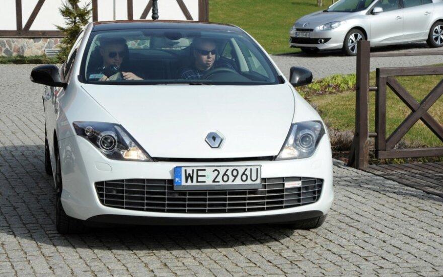 """""""Renault"""" pajamos išaugo 7,3 proc."""