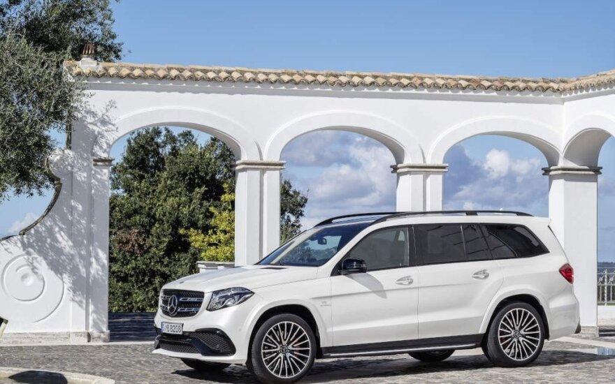 """Mercedes-Benz GLS"""