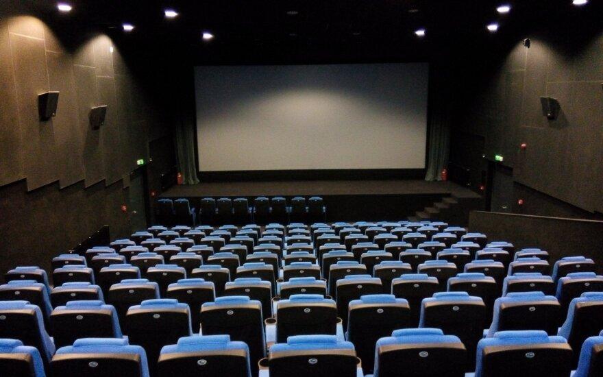 Kino teatrai regionuose