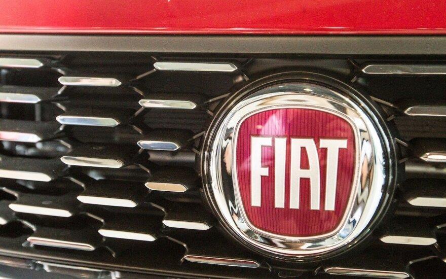 """""""Fiat"""" apkaltinta seksizmu"""