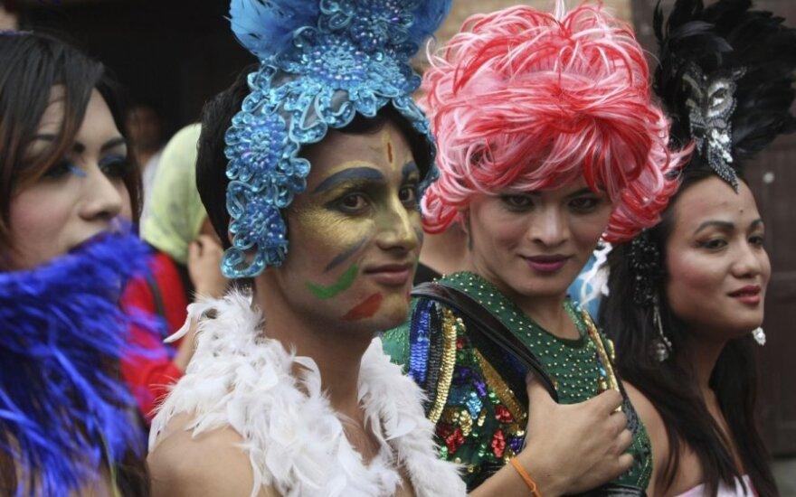 Nepažinto baimė: socialinė lytis ir transseksualumas