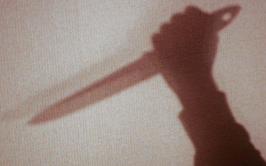 Pareigūnai nužudymą atskleidė žinodami tik įtariamojo vardą