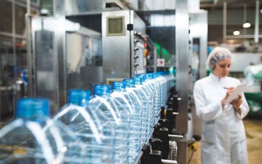 Plastiko gamyba