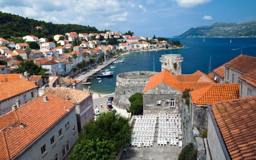 Kroatijos biudžeto deficitas viršija ES nustatytas ribas