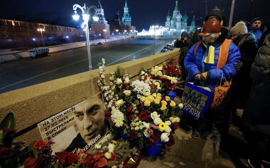 Boriso Nemcovo nužudymo vieta