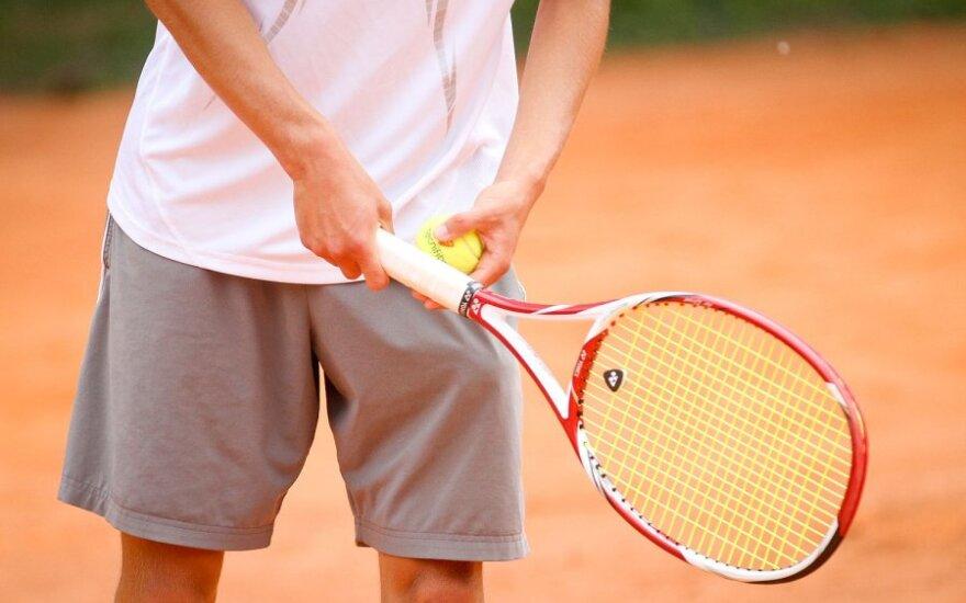 Lietuvos Respublikos Prezidento teniso taurė keliauja į Čilę