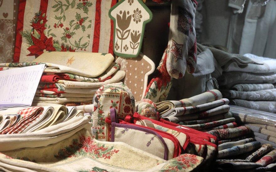 Kalėdinė mugė Rygoje 2019 m.