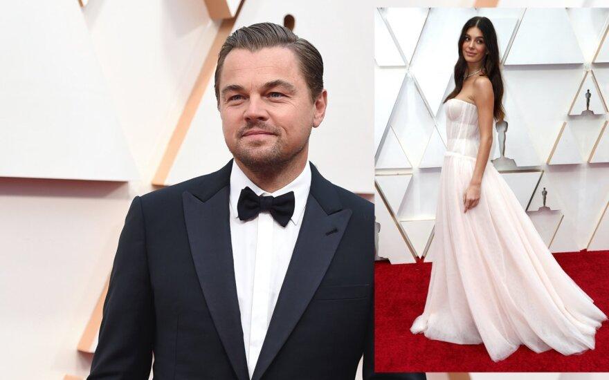 Leonardo DiCaprio ir Camila Morrone