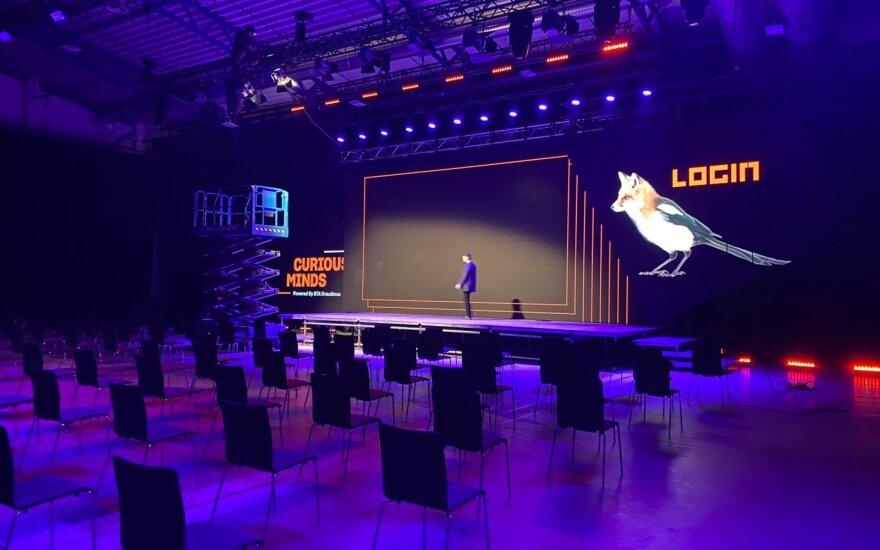Pasiruošimas LOGIN konferencijai