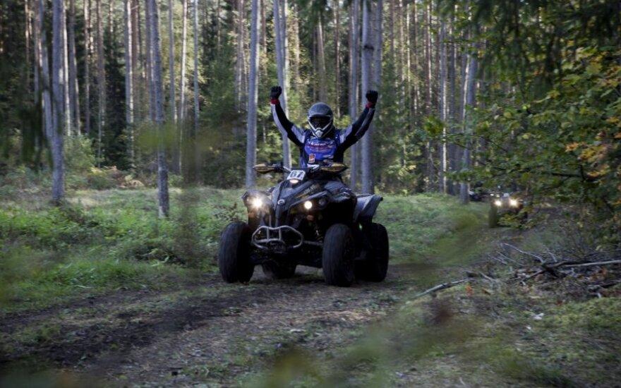 Motociklų ir keturračių ištvermės ralis
