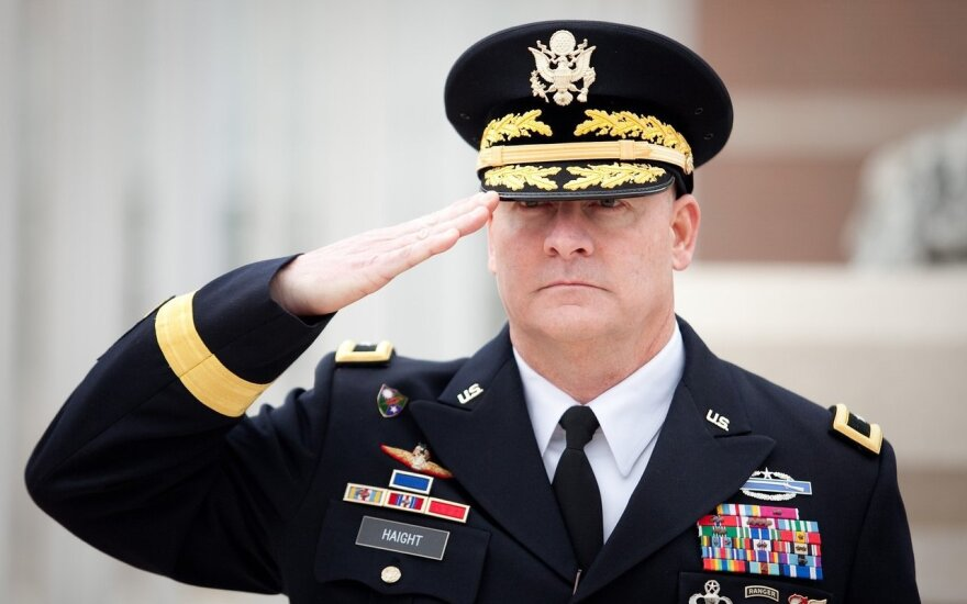 JAV generolas Davidas Haightas
