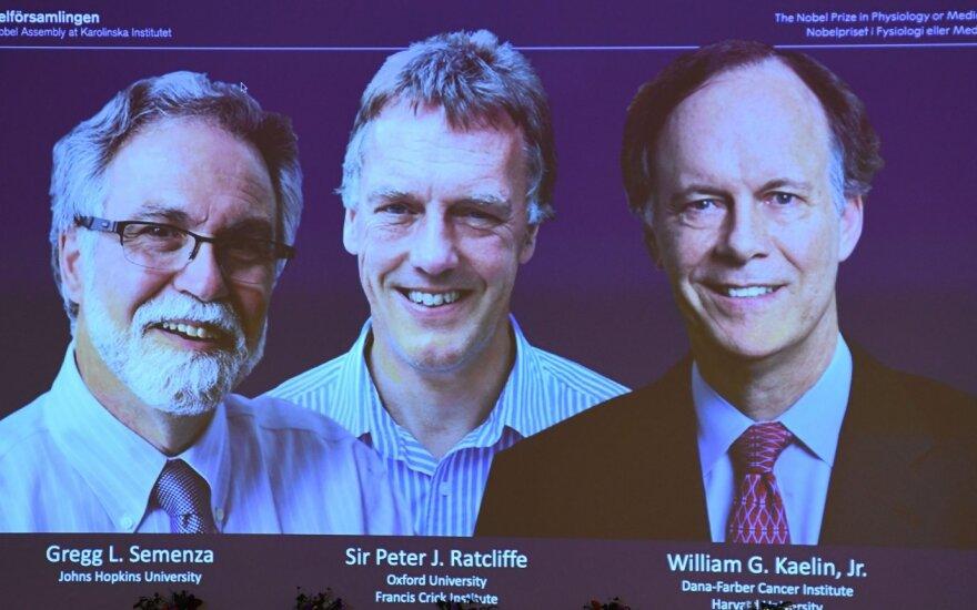 Medicinos Nobelio premijos laureatai