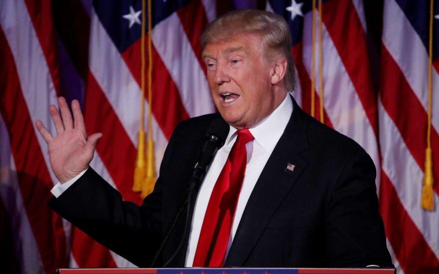 Po JAV keliaujantis lietuvis – apie D. Trumpo pergalę: sudie Amerikos paramai