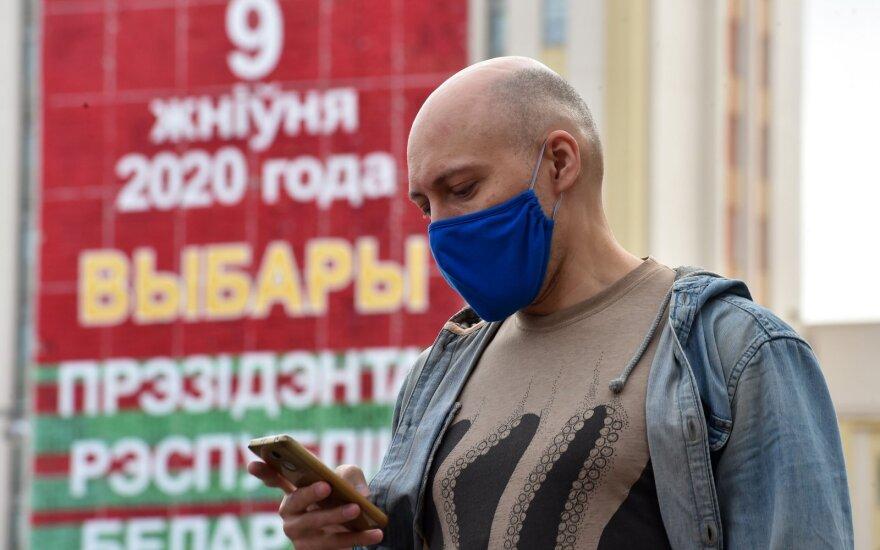 Baltarusijoje – 84 nauji COVID-19 atvejai, trys užsikrėtusieji mirė
