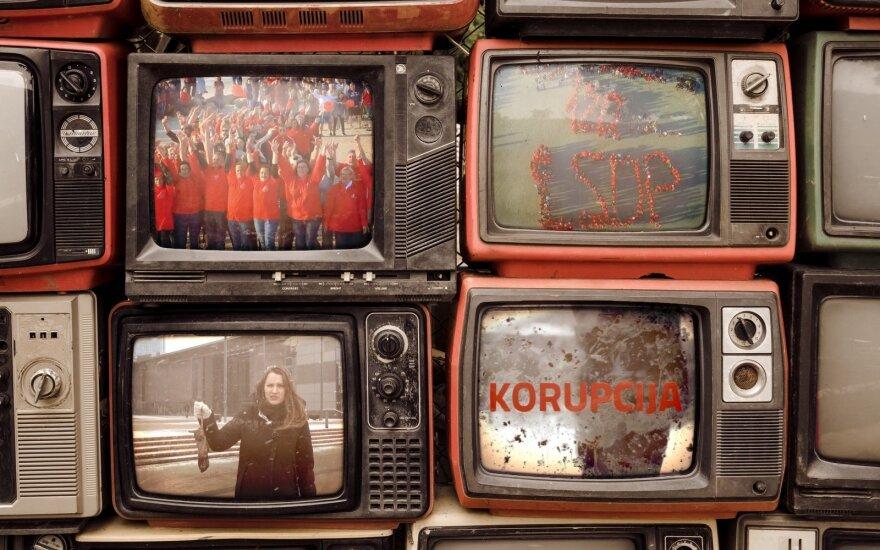 Politinių reklamų perliukai: kai kurių lietuviai pamiršti negali iki šiol