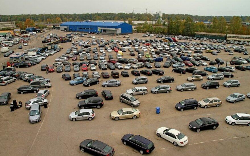 Patarimas, kaip pirkti automobilių turguje: manęs neapgavo