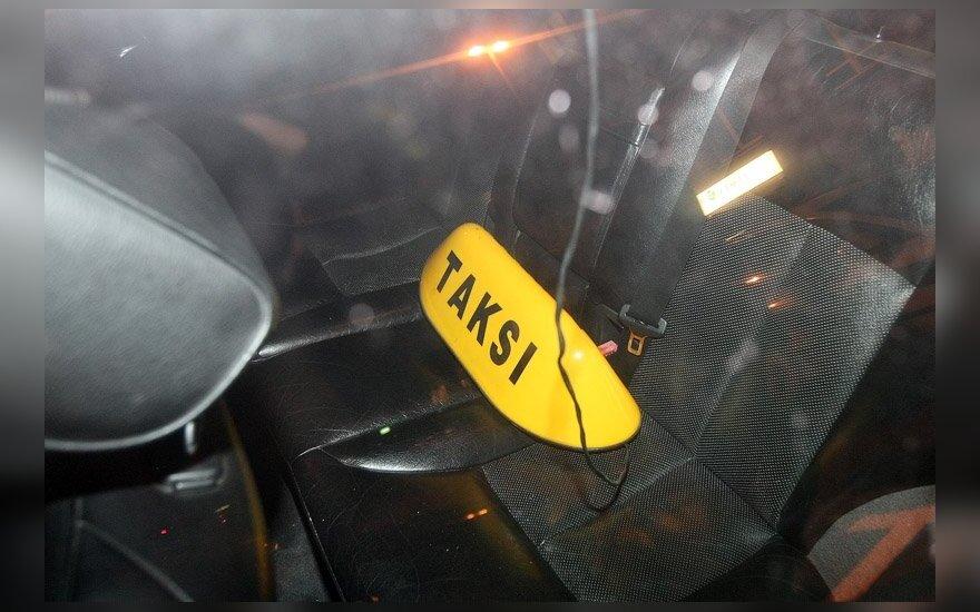 Merginos pagalbos šauksmas: ieško bene brangiausio Vilniaus taksi
