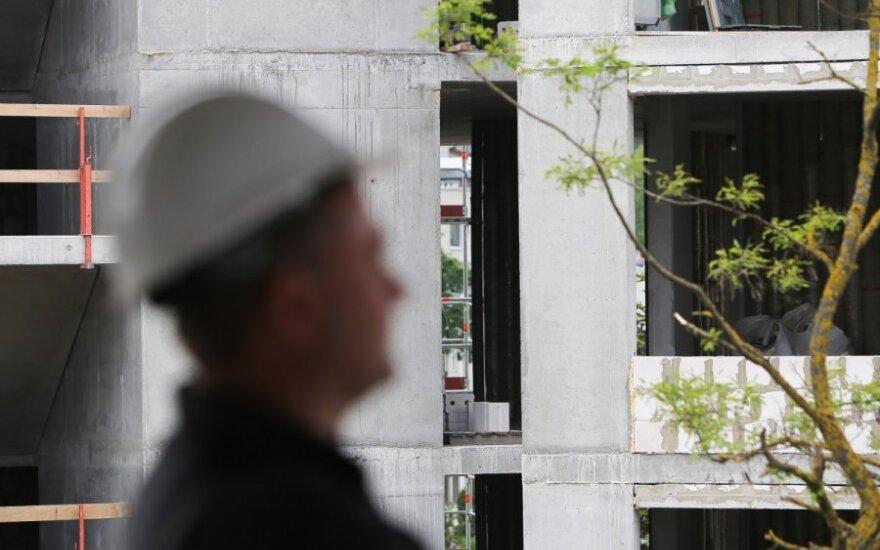 Statybų įmonių vadovai sako, kad nėra lengva rasti gerų darbuotojų