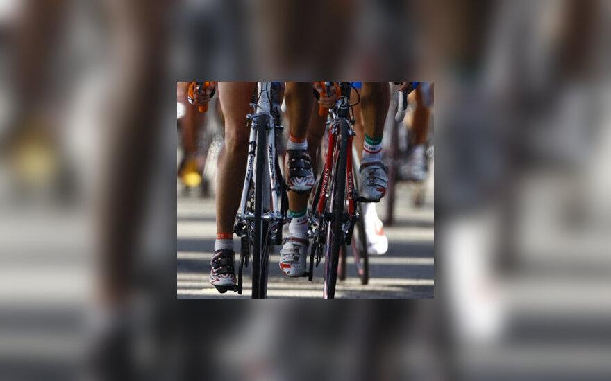 Moterų dviračių lenktynės