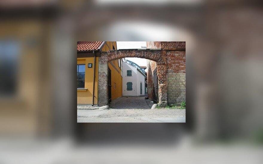 Klaipėda, Klaipėdos senamiestis