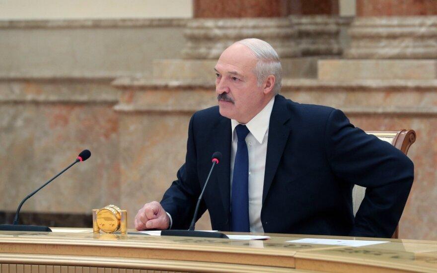 ES ragina Baltarusiją paleisti pagrindinį Lukašenkos varžovą būsimuosiuose prezidento rinkimuose