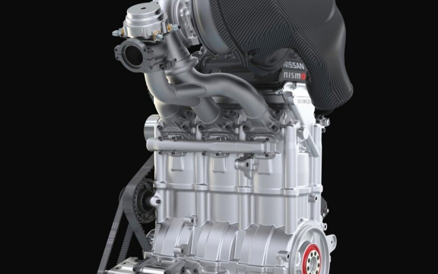 Nissan 3 cilindrų 1.5 l, 400 AG variklis