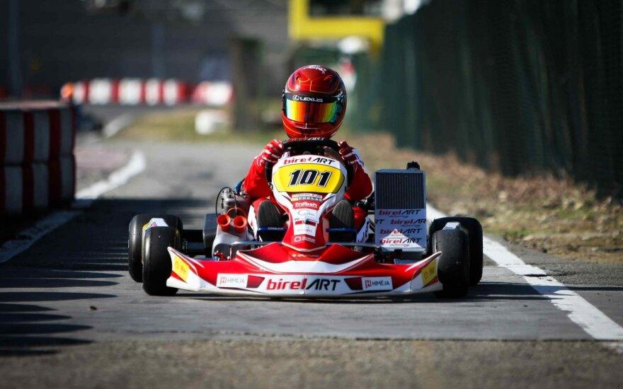 G. Grinbergas nugalėjo Italijos čempionate