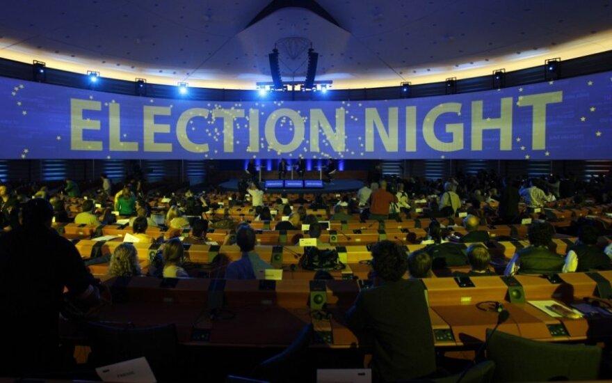 Romai šturmuoja rinkimus