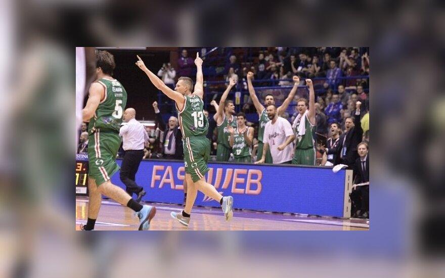Rimantas Kaukėnas (pallacanestroreggiana.it nuotr.)