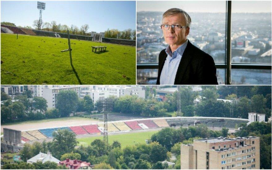 A. Avulio vizija: kuo pavirs Žalgirio stadionas