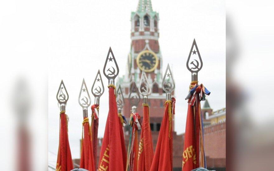 C.Berlinski. Neatskleisti Kremliaus archyvai griauna Šaltojo karo mitus