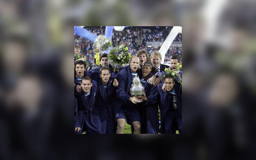 "Amsterdamo ""Ajax"" iškovojo Olandijos taurę"