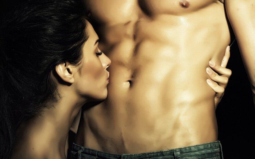 Vyrai atskleidė, ką geriausio su jais lovoje nuveikė moterys