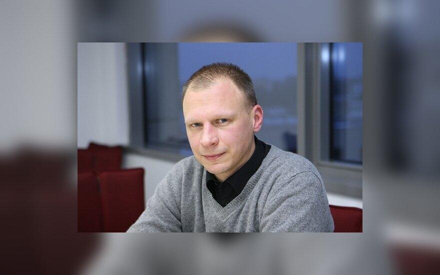 R.Juozapavičius: politikos elitas dar nesubrendo žiniasklaidos reformai