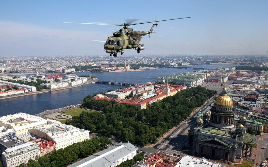PSO perspėja Rusiją