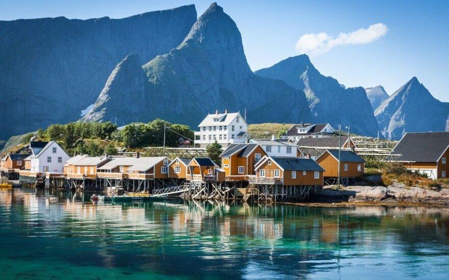 Reine, Norvegija