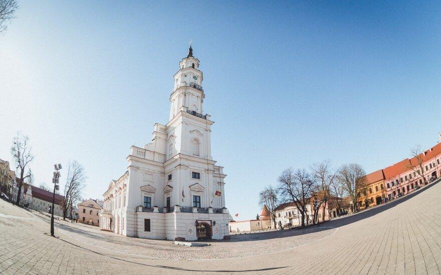 Kauno savivaldybė patvirtino deficitinį šių metų biudžetą
