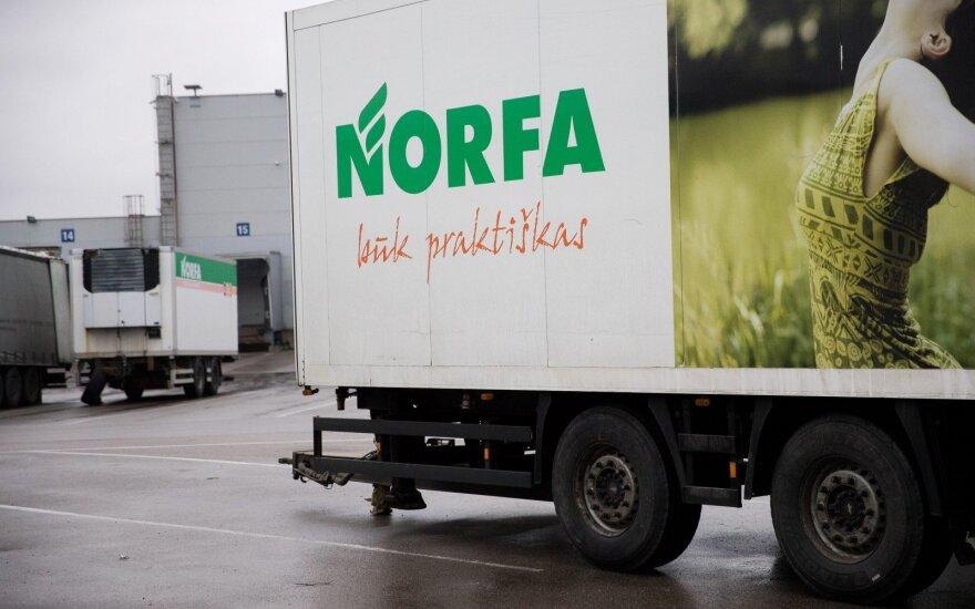 """Sostinės """"Norfa"""" darbuotojui nustatytas COVID-19"""