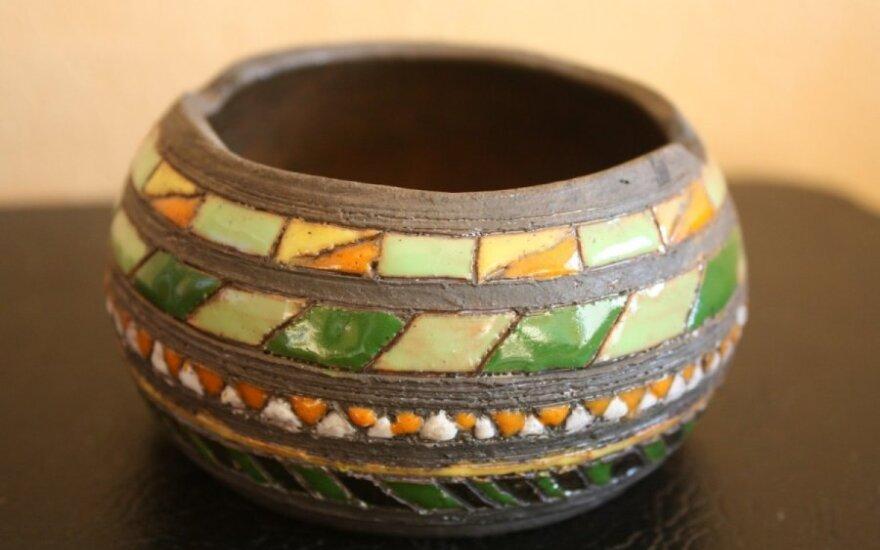 Kaip tampama keramiku: nuo nepasitenkinimo studijomis iki mylimo darbo