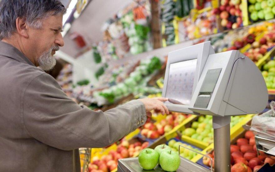 Naujos mitybos gairės: 7-10 daržovių ir vaisių porcijų per dieną