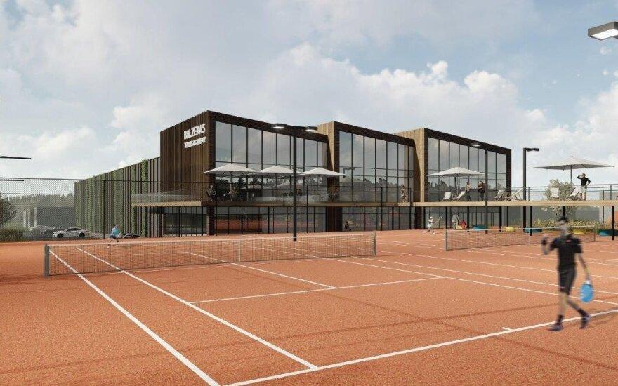 Balzekas Tennis Academy