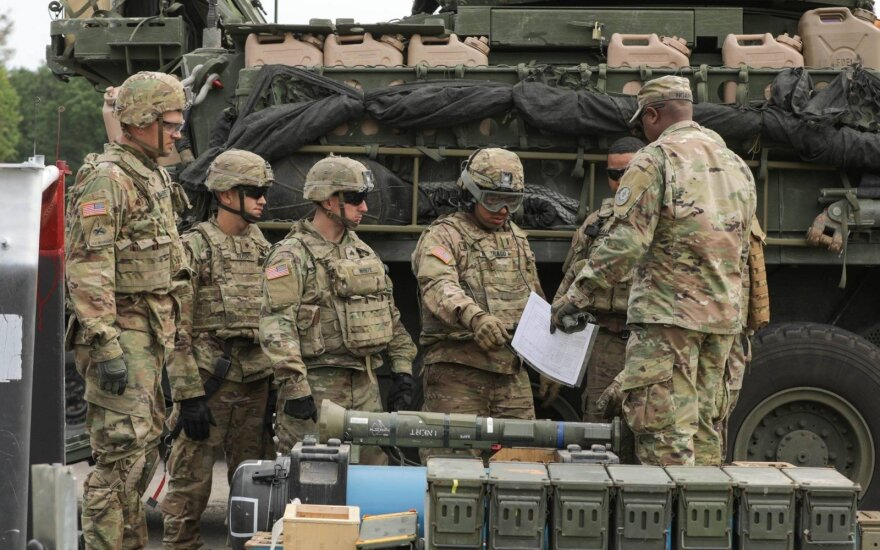 NATO to improve ability to send in forces, but plans no additional units in Baltics
