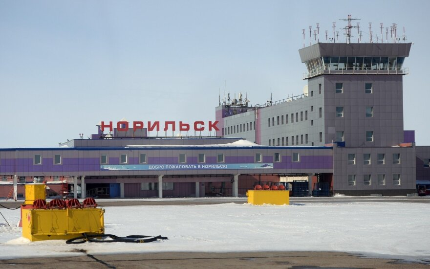 Norilsko oro uostas