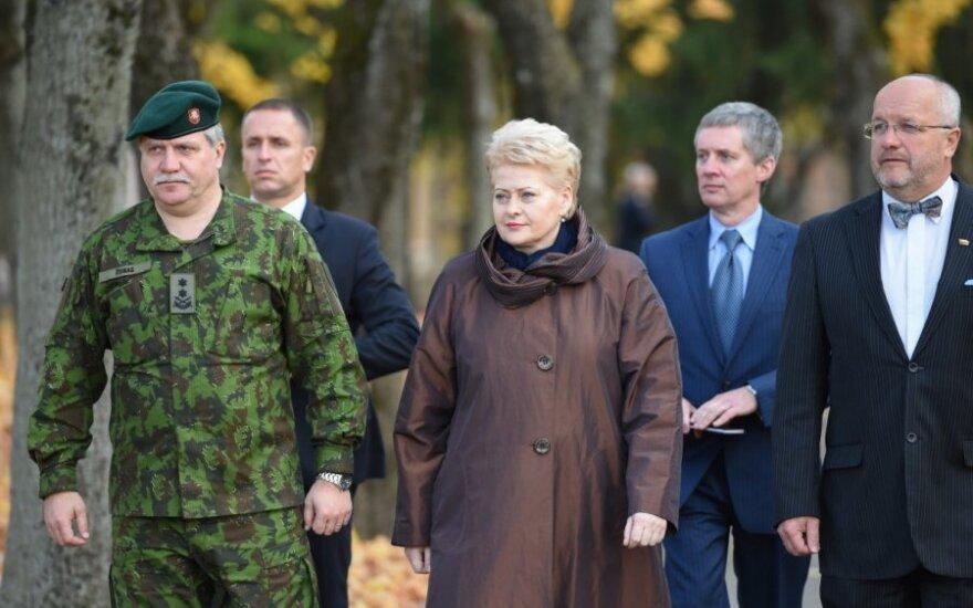Jonas Vytautas Žukas, President Dalia Grybauskaitė, Juozas Olekas