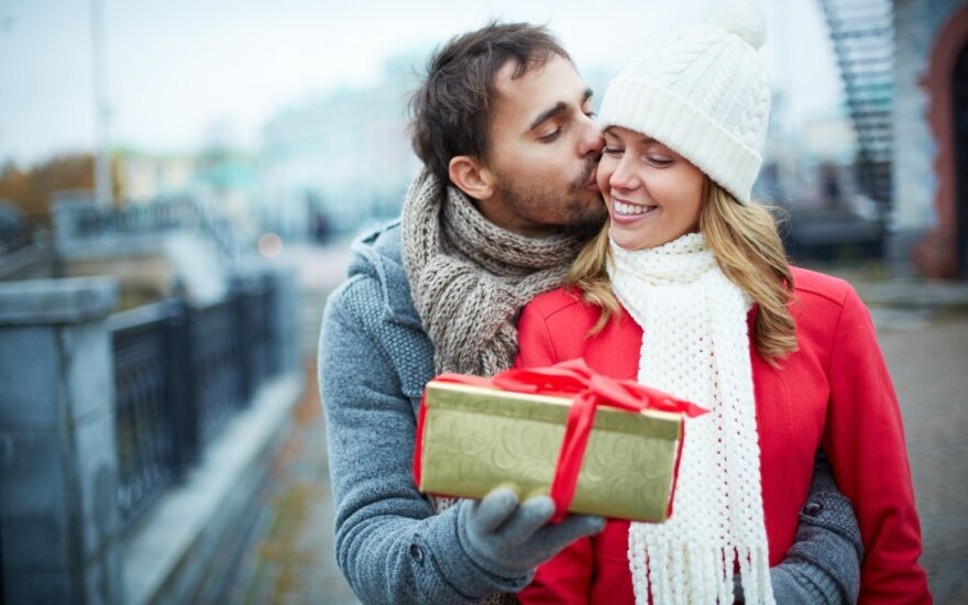 Valentino dienos dovana