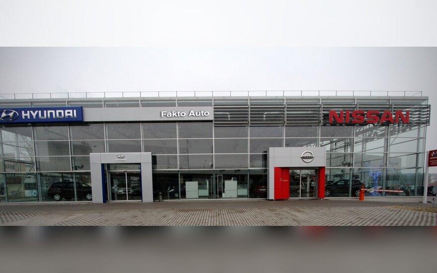 """Vilniuje duris atvėrė naujas """"Hyundai"""" automobilių centras"""
