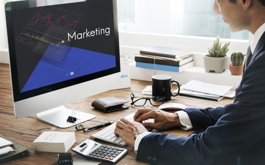 Rinkodaros specialistas: kokius raktinius žodžius pasirinkti verslui