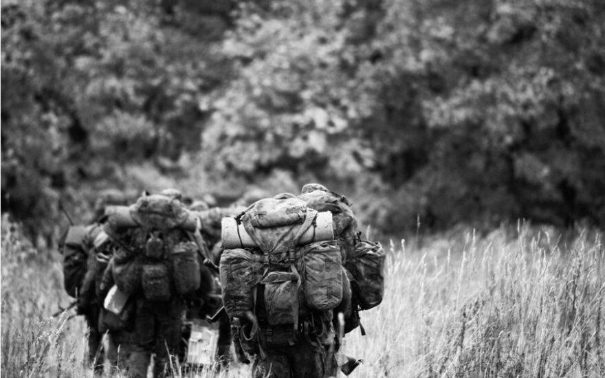 Ministerijos planuose - daugiau karininkų, ginkluotės ir karinės technikos