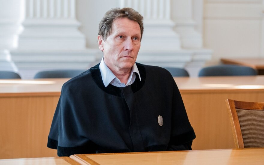 Advokatas Romualdas Mikliušas